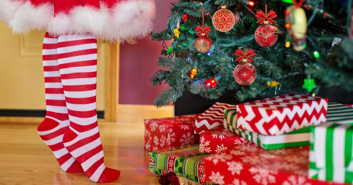 Christmas Giving.Why Santa Never Brings The Big Gift Simplify Christmas